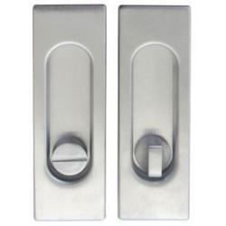 Ручки для раздвижных дверей Fimet 3663AR (WC)