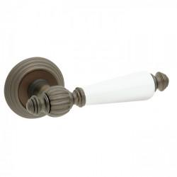 Ручка дверная Fimet MICHELLE 106 с фарфором