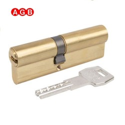 Цилиндр AGB Scudo5000 ключ/ключ латунь