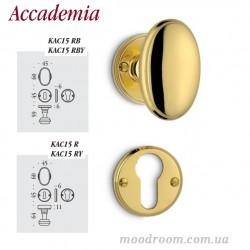 Дверная ручка-кноб Colombo Design Antologia Accademia KAC15