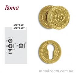 Дверная ручка-кноб Colombo Antologia Roma