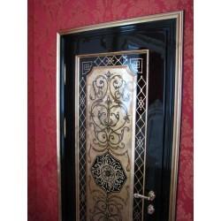 Дверь межкомнатная по индивидуальному заказу 007