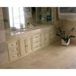 Мебель в ванную по индивидуальному проекту 080
