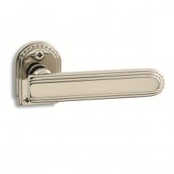 Ручка дверная на розетке Salice Paolo DECO