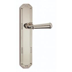 Ручка дверная на планке Salice Paolo SFORZA