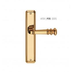 Ручка дверная на планке Forme Atlas
