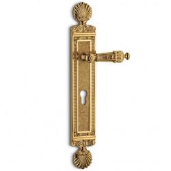 Ручка дверная на планке Salice Paolo Avignone