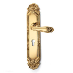Ручка дверная на планке Salice Paolo Rochefort