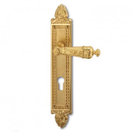 Ручка дверная на планке Salice Paolo Pompei
