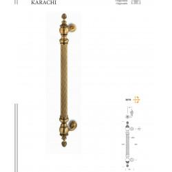Ручка скоба Salice Paolo Karachi